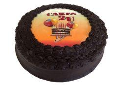 Image & Logo Printing Cakes