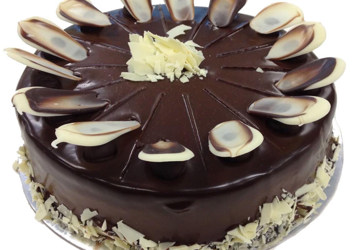 Recipe For White Chocolate Fudge Cake