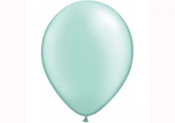Qualatex Pearl Mint Green