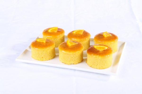 Flourless Orange & Almond Cakes