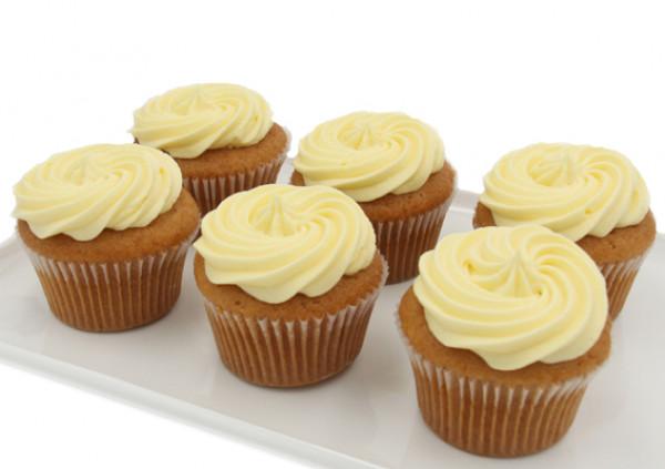 Gluten Free Vanilla Cupcakes - 7cm