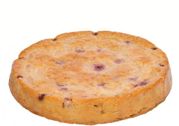 Gluten Free Pear & Raspberry Cake
