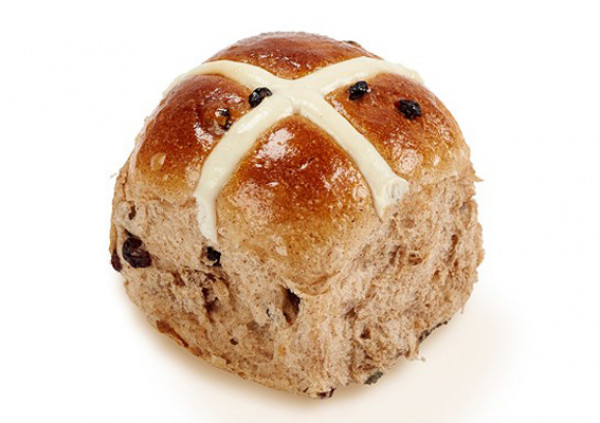 Hot Cross Buns - Traditional
