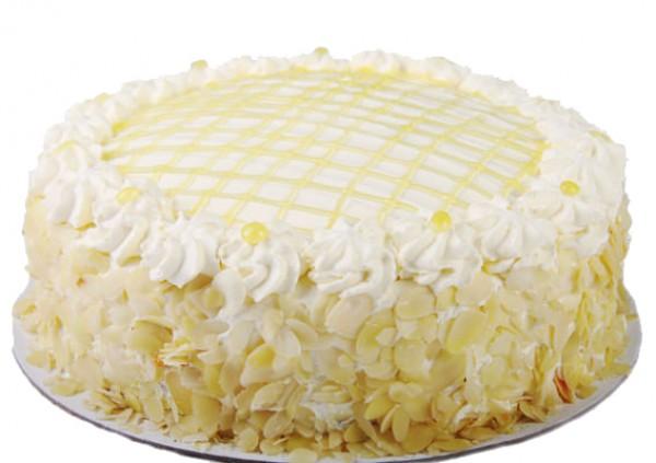 Lemon Indulgence Cake