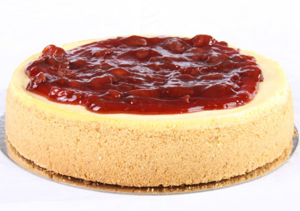 Strawberry New York Cheesecake