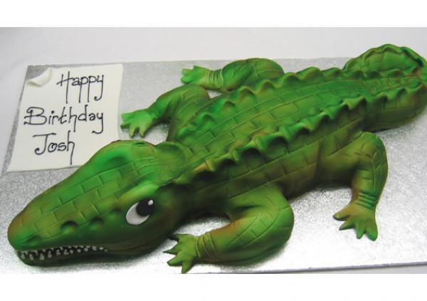 Crocodile - Cakes 2 U