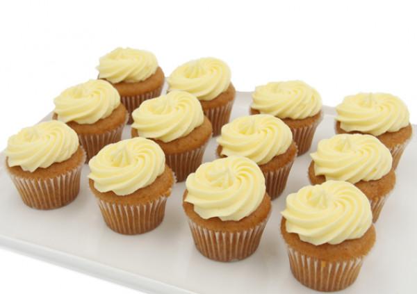 Gluten Free Vanilla Cupcakes - 4cm