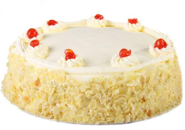 Vanilla Sponge Jam & Cream