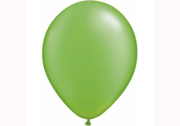 Qualatex Pearl Lime Green