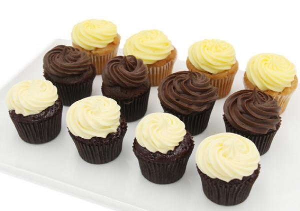 Cupcakes - 4cm - Assortment