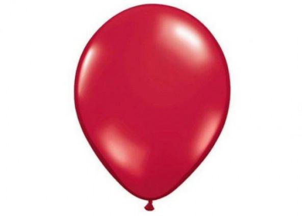 Qualatex Ruby Red