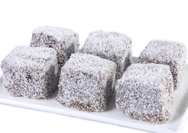 Plain Lamingtons